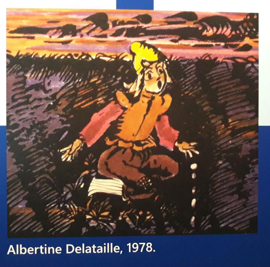 Afbeelding van Hansje Brinker in de tentoonstelling in Batavialand (Historiek)