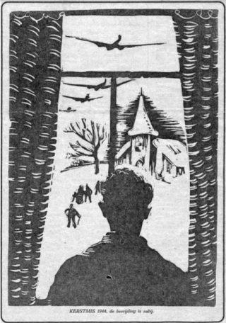 Kerstmis 1944, de bevrijding is nabij (Delpher)