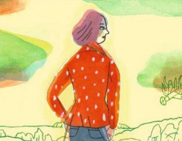 Deel van de cover van Heimat (Nora Krug)