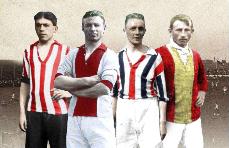 Voetbal in neutraal Nederland (1914-1918)