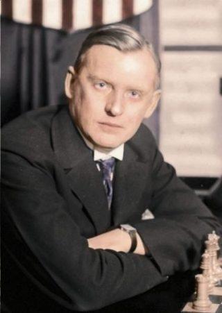 Aleksandr Aljechin (Publiek Domein - wiki)