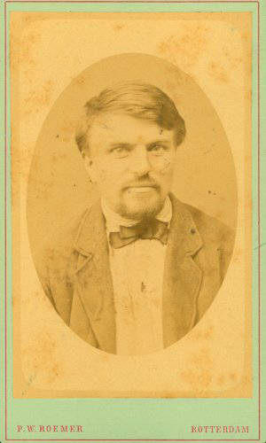 Bastiaan Beekman in 1882
