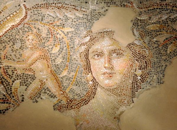 """De """"Mona Lisa van Galilea"""", Sepforis"""