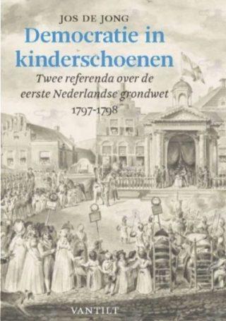 Democratie in kinderschoenen - Jos de Jong