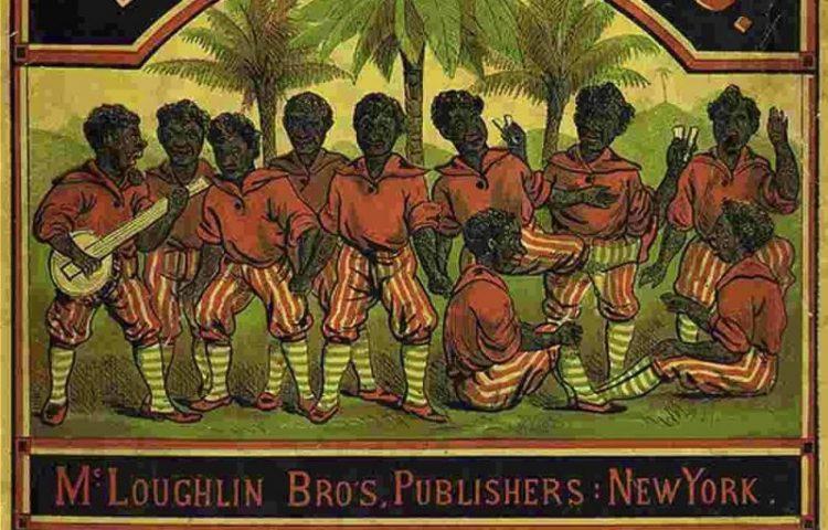 Detail van een uitgave uit 1869 (Publiek Domein - Frank J. Green)