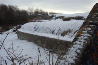 Duitse bunker bij Hoek van Holland (Foto: tracesofwar.com - Gerard Passchier)