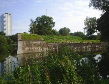 Fort Lunet I, onderdeel van de Nieuwe Hollandse Waterlinie (CC BY-SA 3.0 - neushorn - wiki)