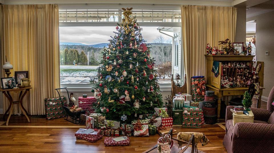 Geschiedenis van de Kerstboom (CC0 - Pixabay - Mariamichelle)