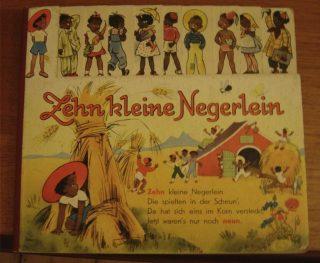Het verhaaltje in een Duits kinderboek (CC BY 2.0 - Chris Sobczak)