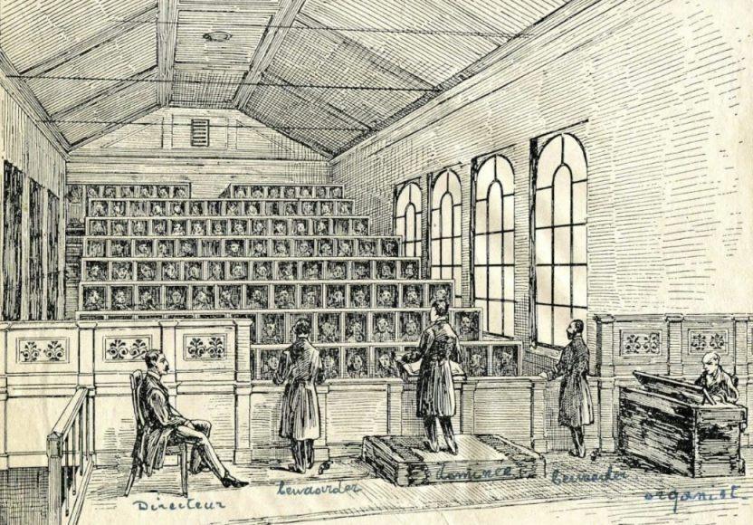Foto: Collectie Gevangenismuseum