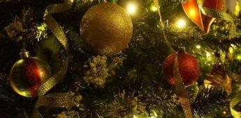Kerst vieren te midden van geweld