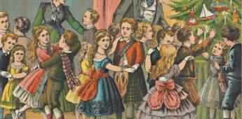 Korte geschiedenis en oorsprong van de kerstboom