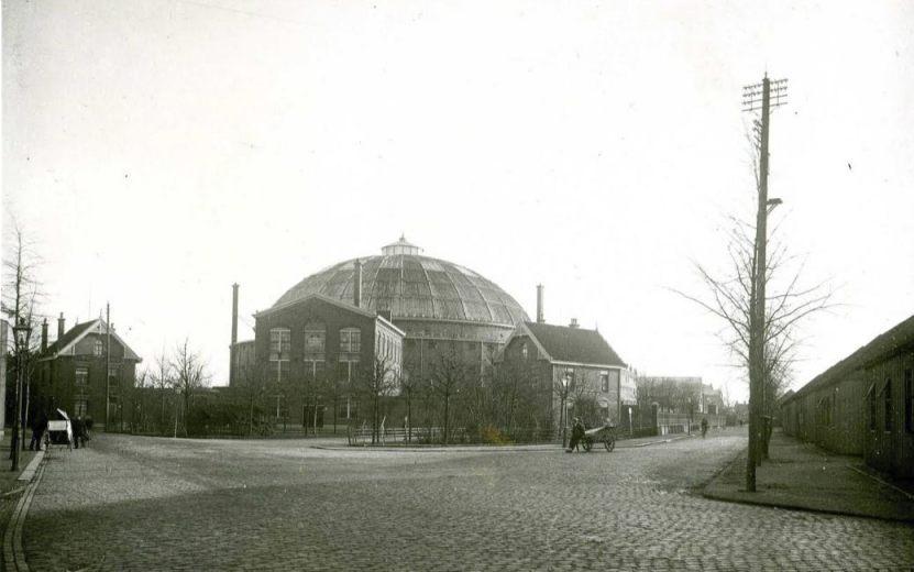Koepelgevangenis in Haarlem – Foto: Collectie Gevangenismuseum