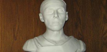 Moordenaar Hendrik Jut en zijn kop-van-jut