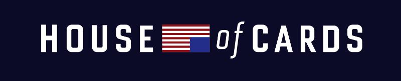 Logo van de serie House of Cards