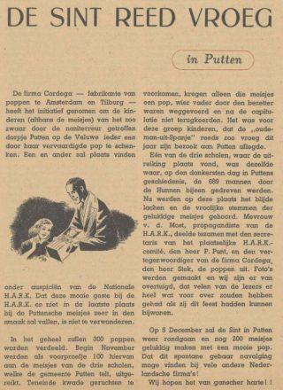 Artikel Rode Kruis, 01-12-1945