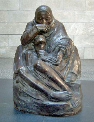 Mutter mit totem Sohn (CC BY-SA 3.0 - SpreeTom  - wiki)