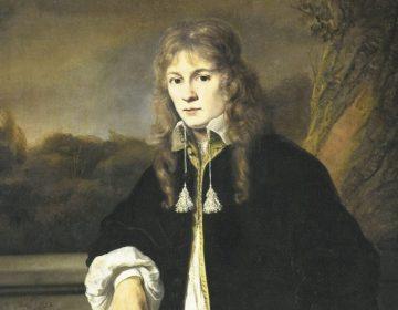 Patriciaat - Portret van een jonge patriciër, vermoedelijk Louis Trip (1638-1655) - Ferdinand Bol