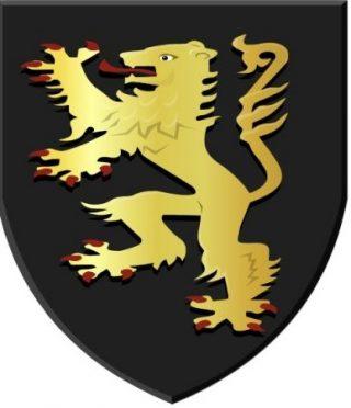 Wapen van Jan II van Brabant