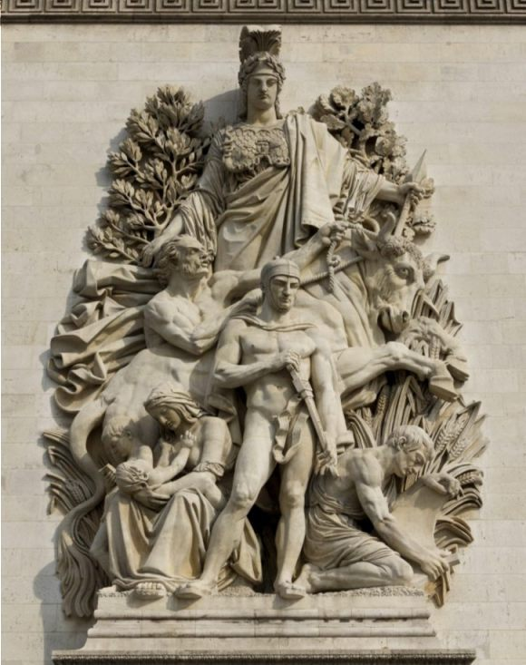 La Paix de 1815 (CC0 - Jebulon)