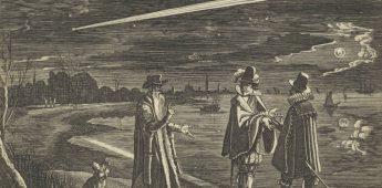 Komeet veroorzaakte in 1618 schrik in (bij)gelovig Nederland