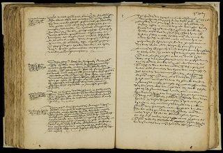 Resolutie van de Vroedschap met daarin een hoofddekselverbod, 18 november 1572 (Stadsarchief Amsterdam)