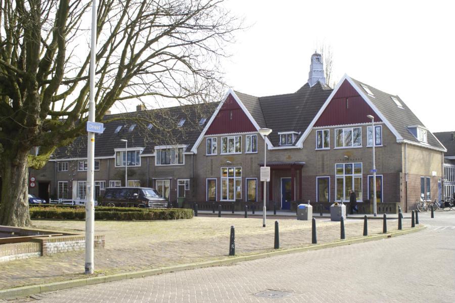 Zuider Volkshuis anno 2018 (Foto Marian Groeneweg)