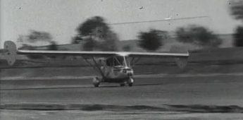 ANWB hield al in 1914 rekening met vliegende auto's
