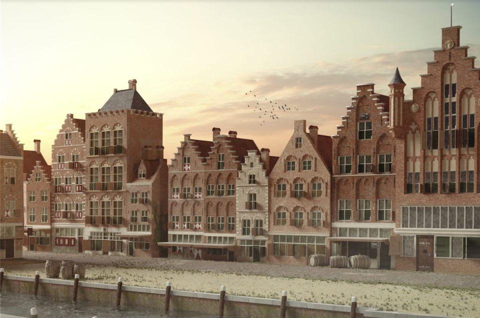 Dordrecht in 1619 (Synode 5D)