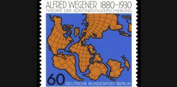 Pangea – Het supercontinent van Alfred Wegener