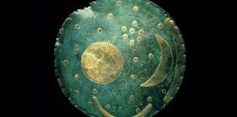 De hemelschijf van Nebra – Artefact uit de bronstijd