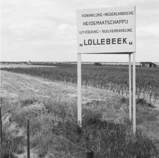 Ruilverkaveling in Dorperpeel (CC0 - Nationaal Archief  - wiki)