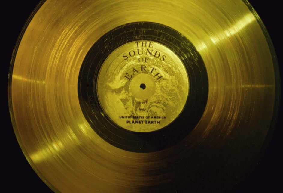 Voyager Golden Record - The Souds of Earth (Publiek Domein - wiki)