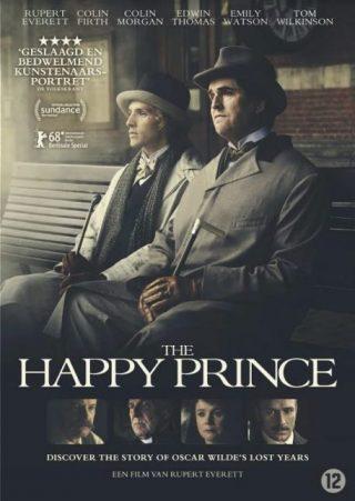 Cover van de speelfilm 'The Happy Prince'