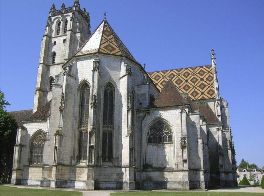 Tolentijnkerk - Eglise de Brou (CC BY-SA 3.0 - wiki)