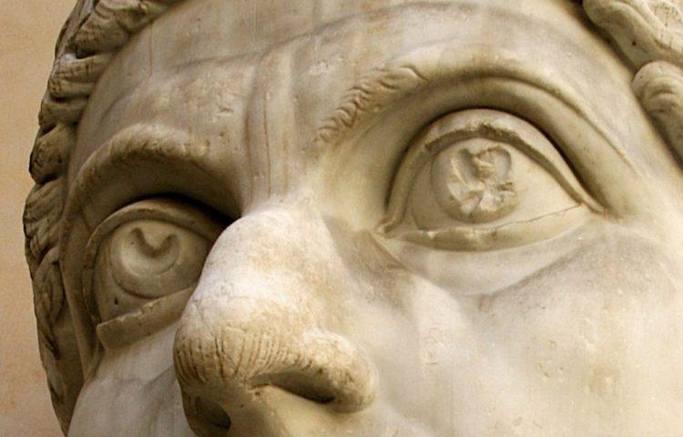 Colossus van Constantijn (CC BY-SA 3.0 - Jean-Pol GRANDMONT - wiki)