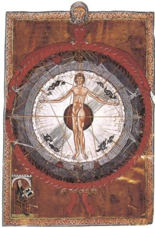 Liber Divinorum Operum van Hildegard van Bingen