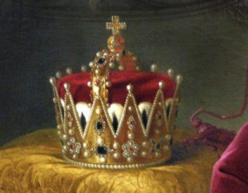 Kroon van een aartshertog (Publiek Domein - wiki)