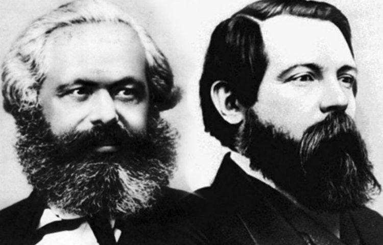 Ideologie - Karl Marx en Friedrich Engels