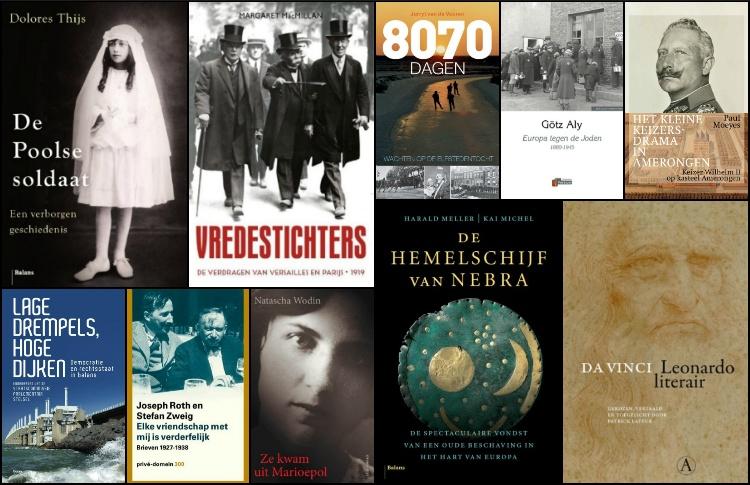Nieuwe geschiedenisboeken (week 3) - 2019