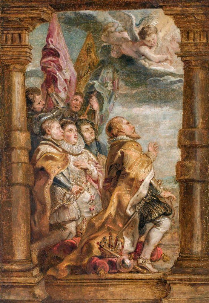 De verloren gewaande olieverfschets van Rubens (Hoogsteder & Hoogsteder)