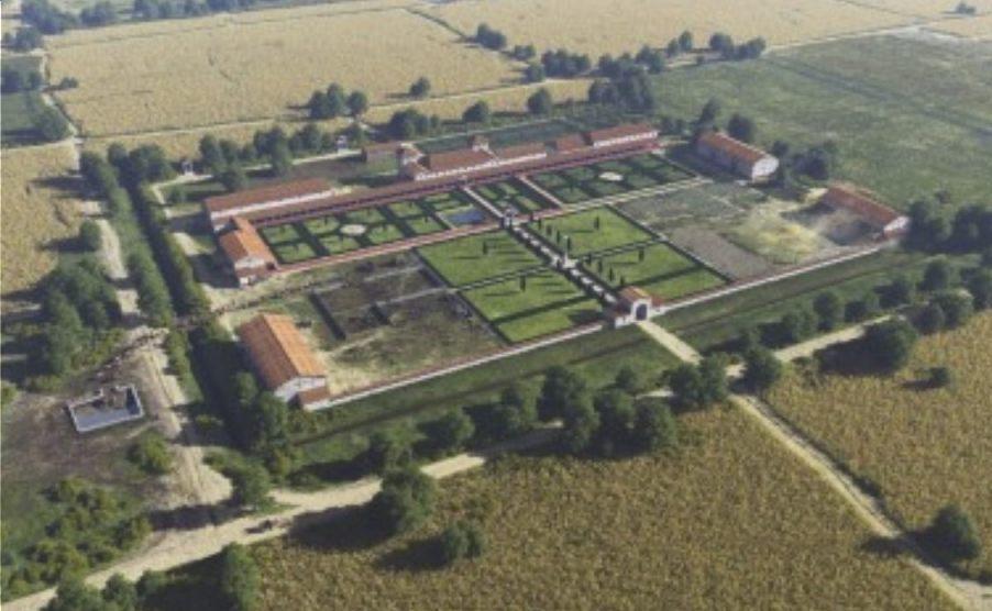 Groot onderzoek naar Romeinse villa Voerendaal