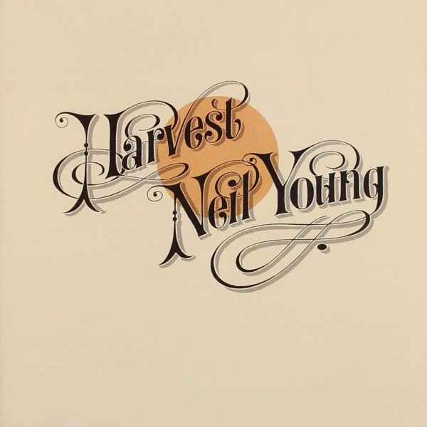 Harvest - Beroemd album van Neil Young