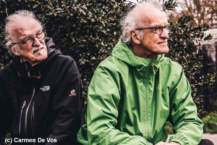 Hein en Toon Van den Brempt © Carmen de Vos.