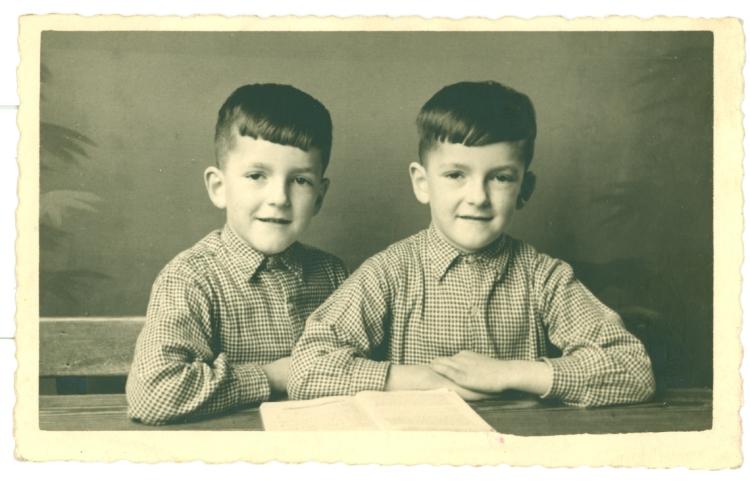 De kinderen Van den Brempt - © Familie Van den Brempt