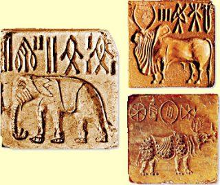 Het Harappaanse schrift dat nog niet is ontcijferd