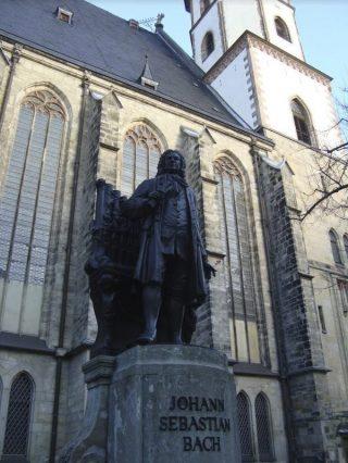 Leipzig, de stad van Bach - Foto: E. Ruis
