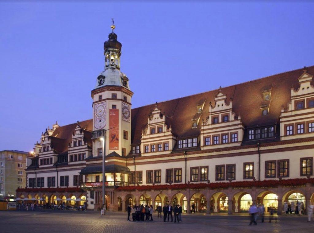 Het Altes-Rathaus en geschiedenismuseum (© Andreas Schmidt)