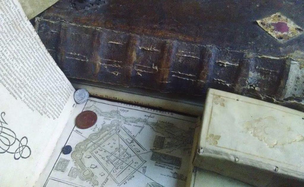 Het mysterie van de Brittenburg (Foto: Tom Buijtendorp)