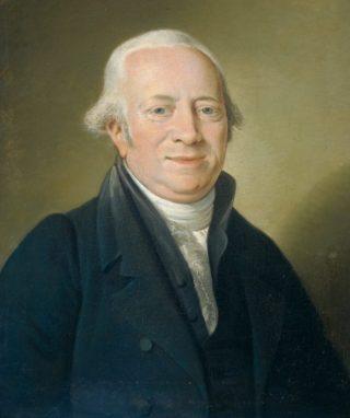 Cornelis Sebille Roos, inspecteur van de Nationale Konst-Gallerij (Publiek Domein - wiki)